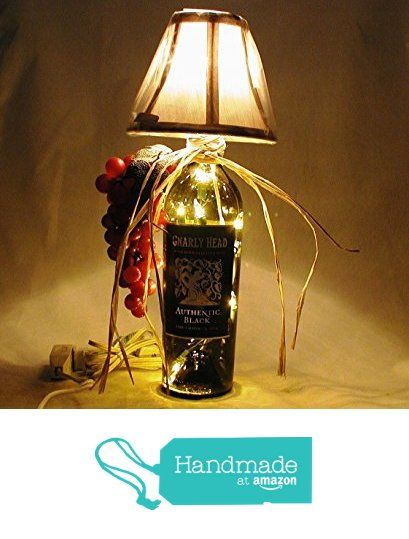 Italian tuscan style table lamp crafted from a recycled gnarly italian tuscan style table lamp crafted from a recycled gnarly head authentic black wine aloadofball Images