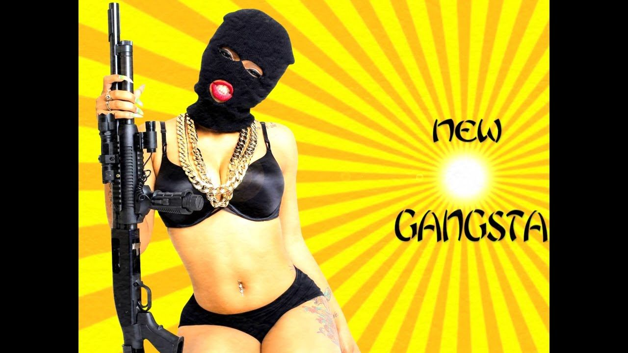 DJ KENNY NEW GANGSTA DANCEHALL MIX APR 2K17