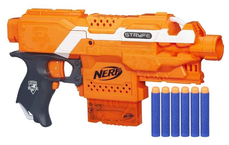 Pin on Best Nerf Gun