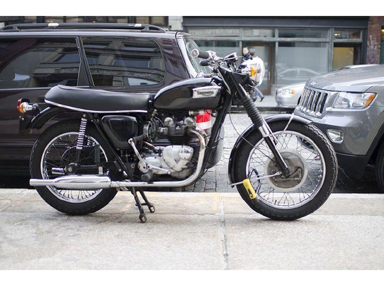 1970 Triumph Bonneville T100