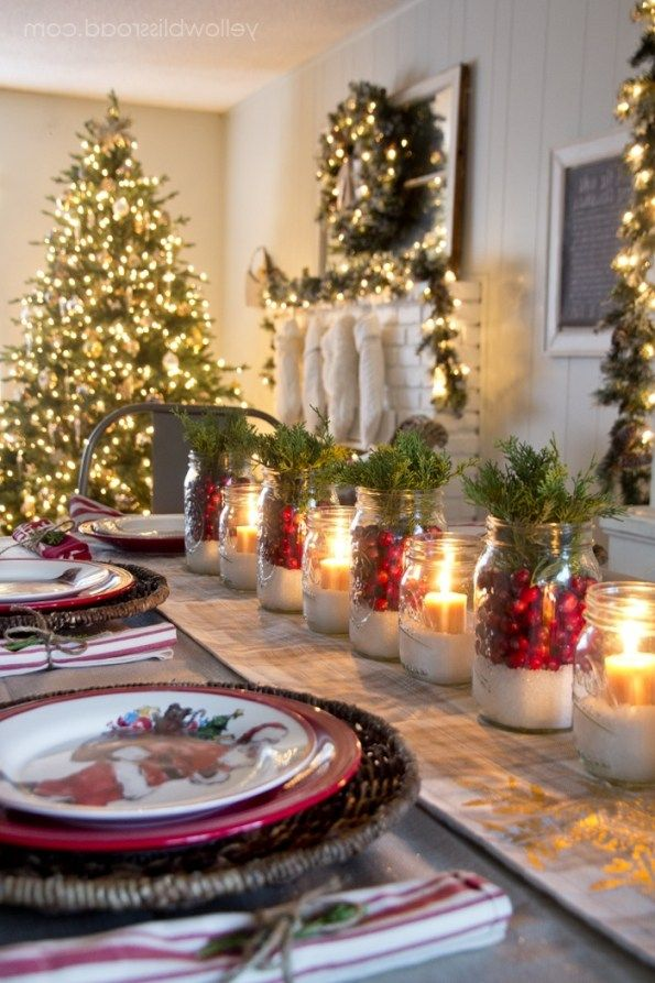 Top 10 Dressing A Christmas Table Ideas Top 10 Dressing A Christmas
