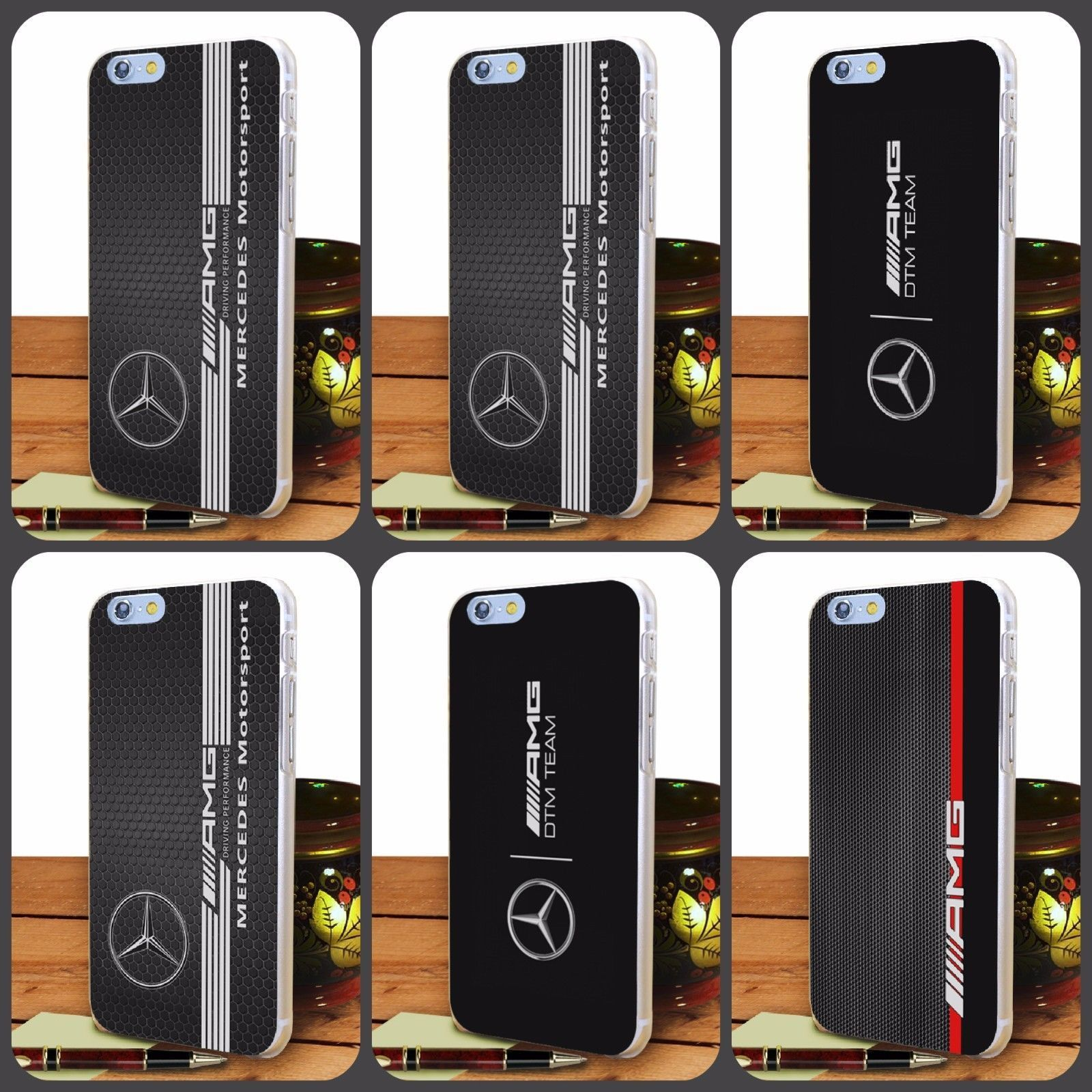 Mercedes iphone case AMG iPhone Case Transparent case for iPhone 5 ...