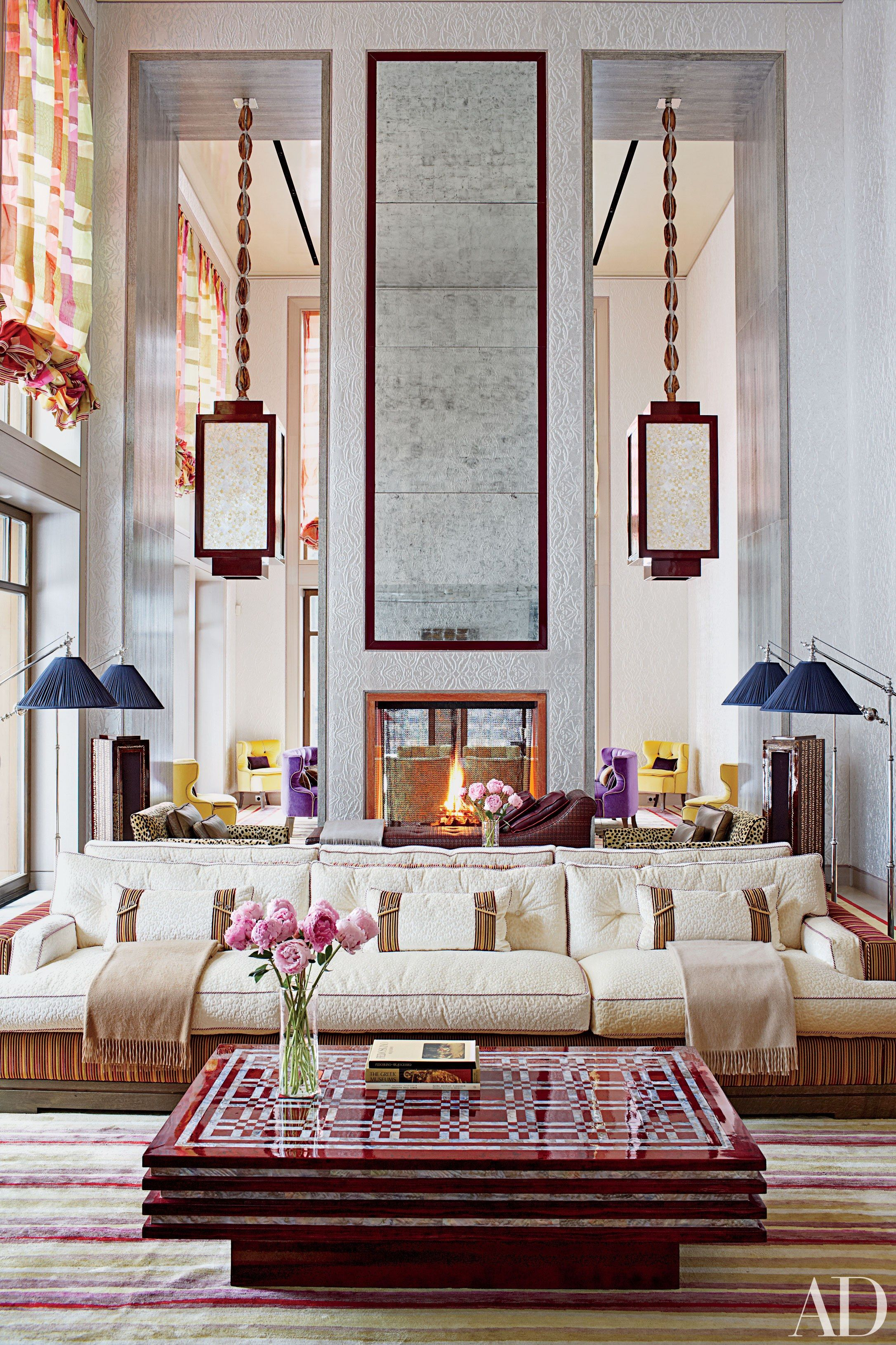 19 Gorgeous Rooms With Double Height Ceilings Interior Home