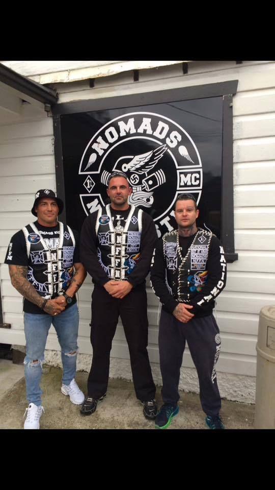 Pin by NeilOD on Nomads MC | Biker clubs, Biker, Men
