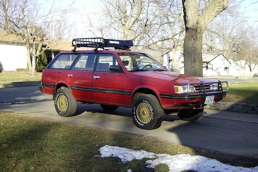 Subaru Wagon Gl Subaru Legacy Wagon Subaru Outback Subaru Wagon