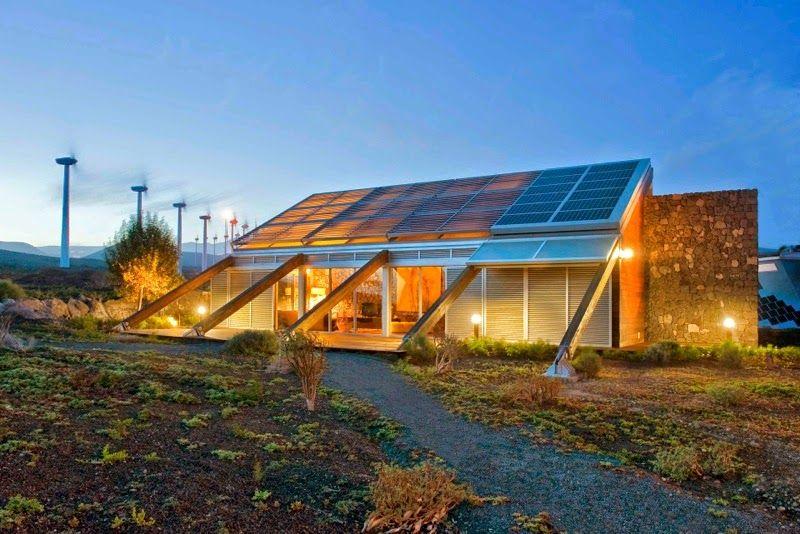 ALLPE Medio Ambiente Blog Medioambiente.org : Arquitectura sostenible
