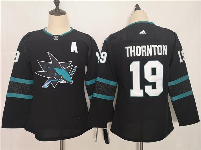 joe thornton youth jersey