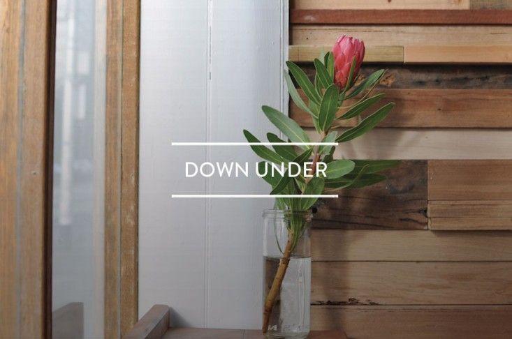 Down Under Issue Image | Remodelista