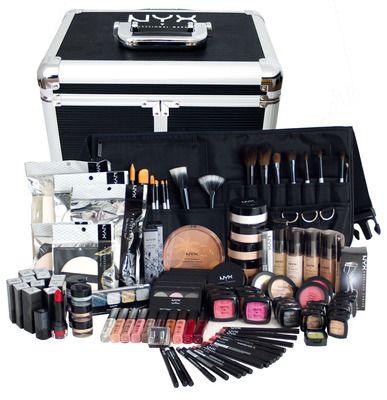 Nyx Cosmetics Makeup Artist Starter Kit A Makeup Artist Starter Kit Makeup Artist Kit Professional Makeup Kit