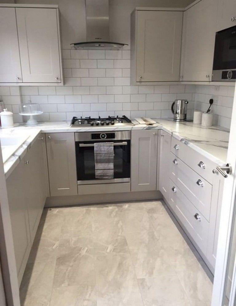 30+ Modern Kitchen Design Ideas For Small Area - GAGOHOME