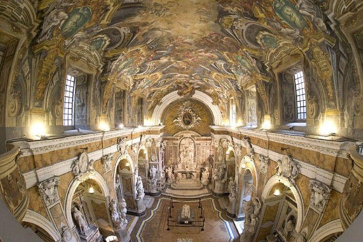museo cappella sansevero - Buscar con Google