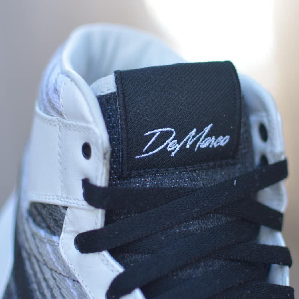 Behind The Scenes By dmcustomsneakers