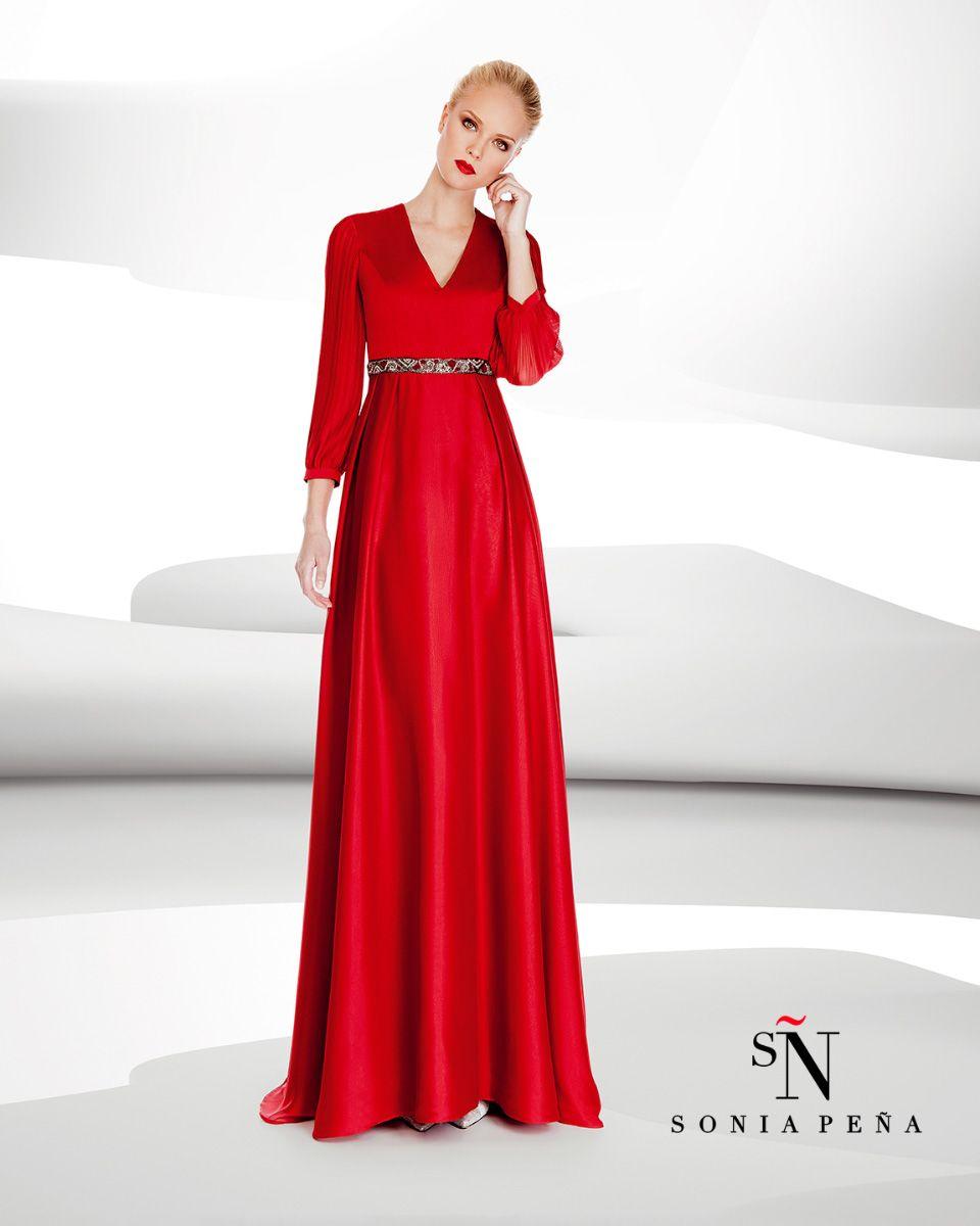 Uno de mis vestidos favoritos de Sonia Peña . Ref: 1170001   Vestido ...