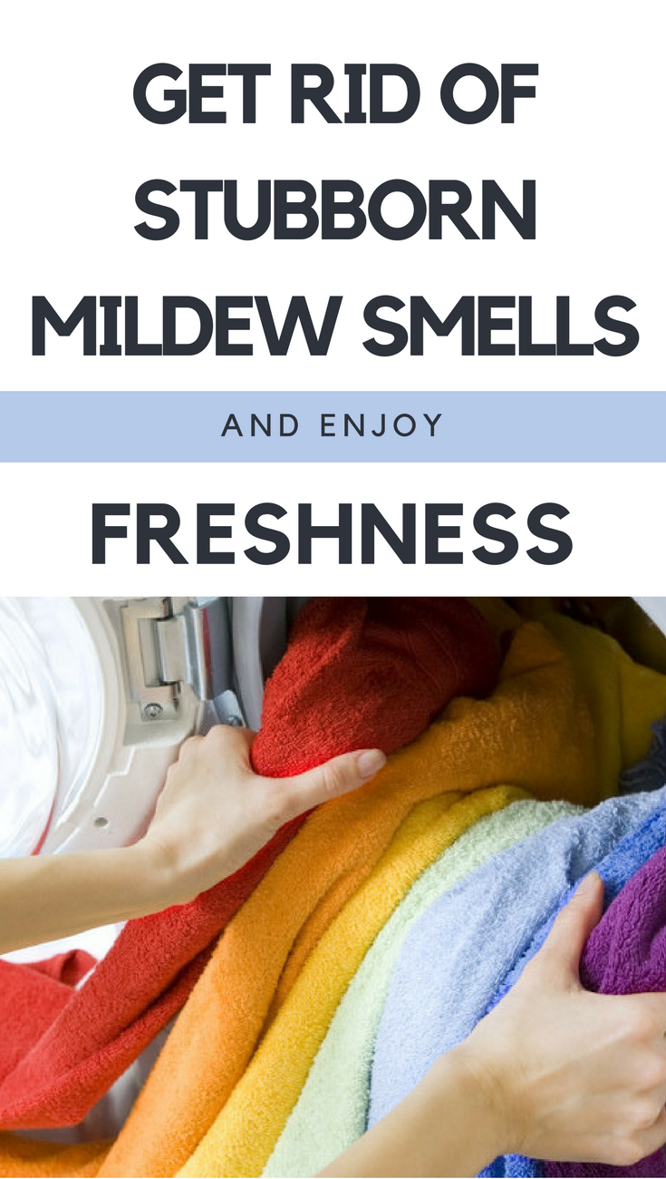 Get Rid Of Stubborn Mildew Smells And Enjoy Freshness