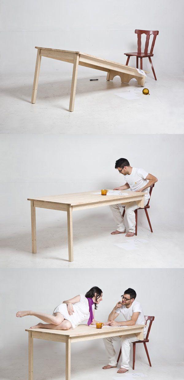 Wacky Table, It Is.