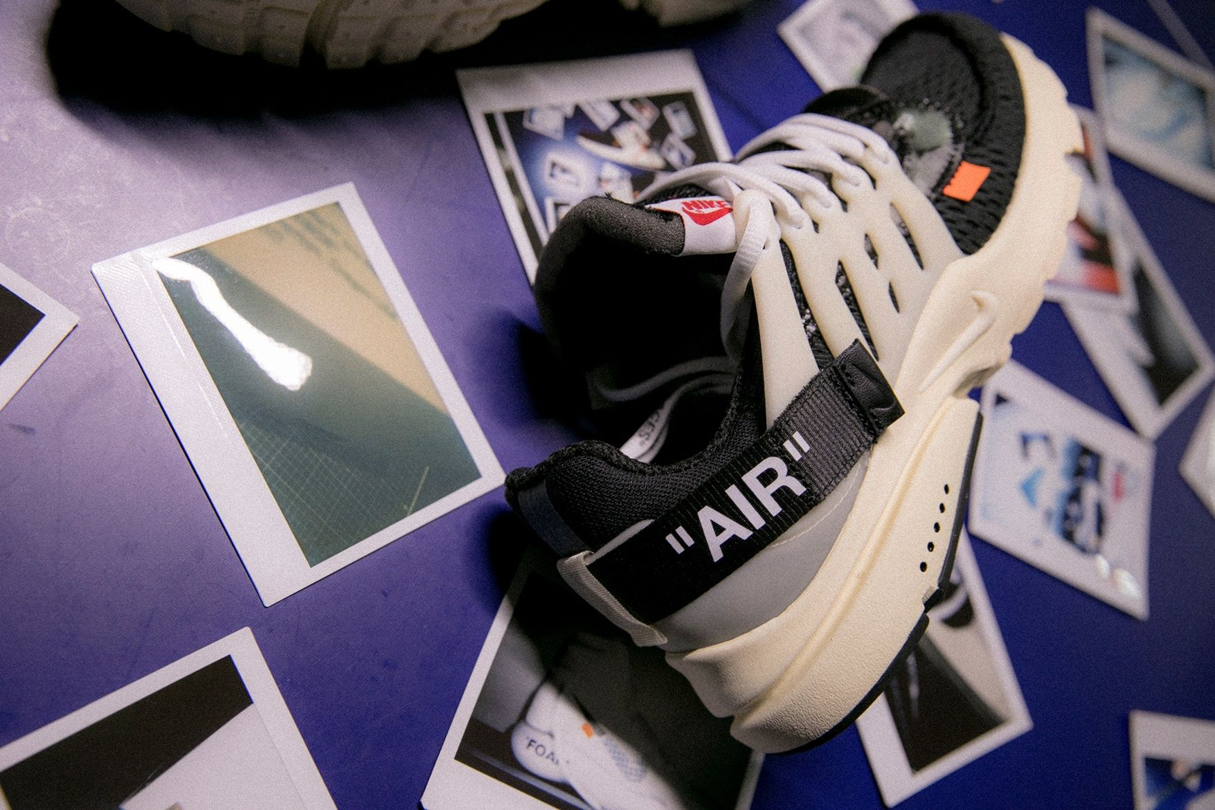 Image result for Ten Nike Icons by Virgil Abloh