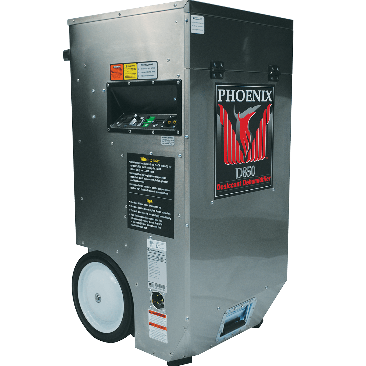Buy Cheap Phoenix D850 Desiccant Dehumidifier
