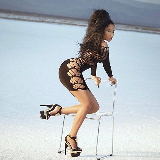 sexy Bilder von Nicky Minaj