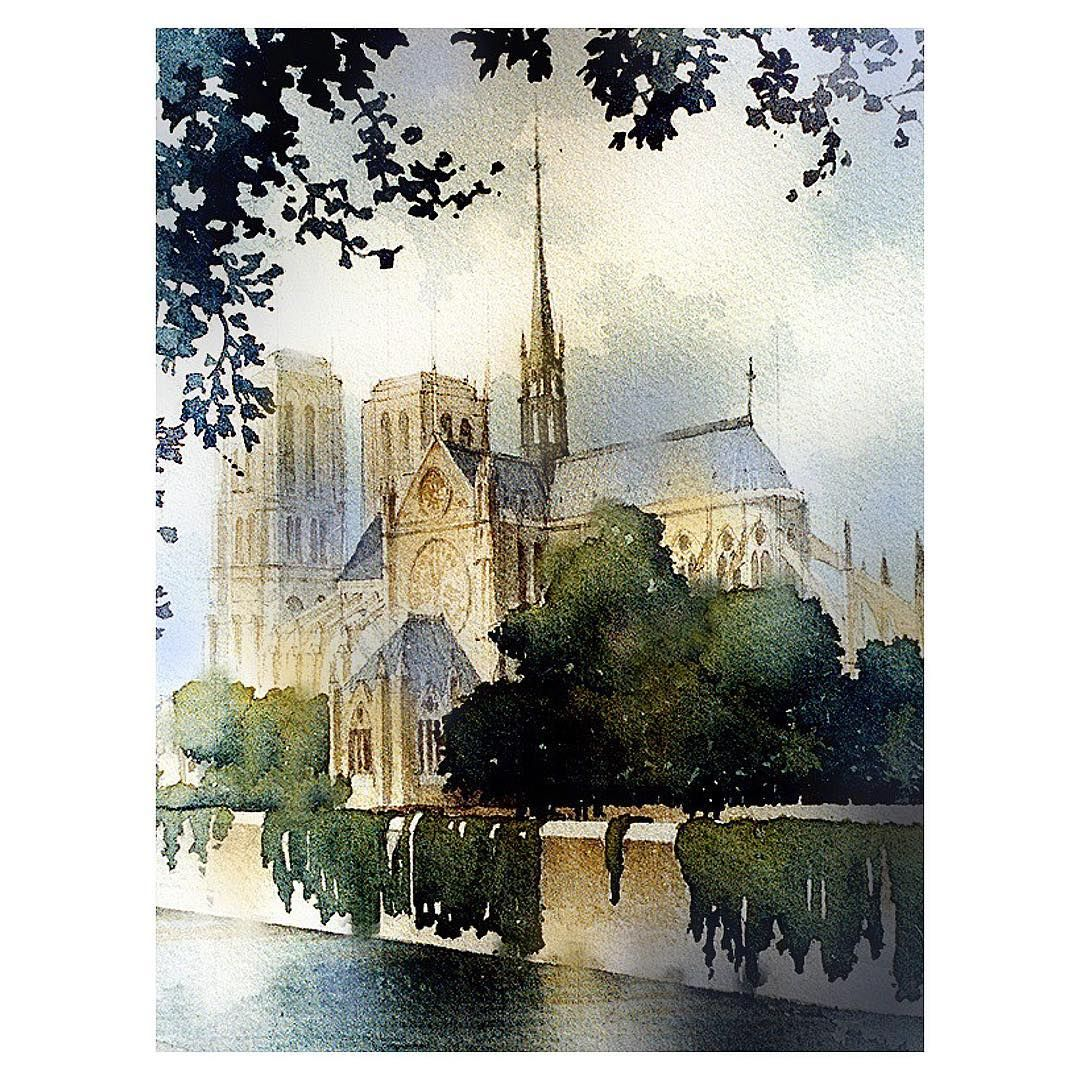Thomas W Schaller On Instagram Notre Dame Cathedral Notredame
