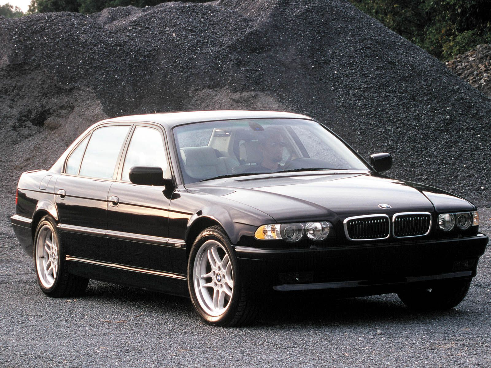 BMW Series BMW Series For Sale Carsforsalecom - 2009 bmw 745li for sale