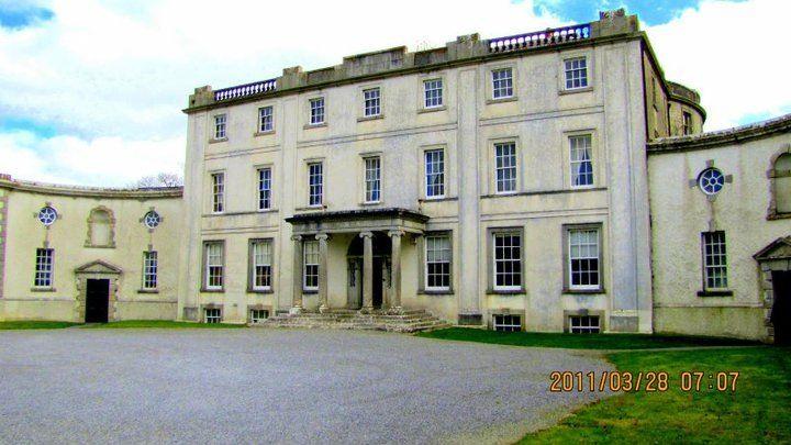 County ireland stokestown park house
