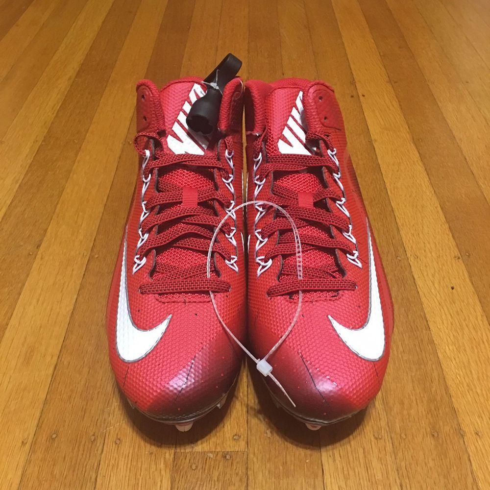 Nike 705409 610 Alpha Pro 2 34 D Men's Football Cleat Brand