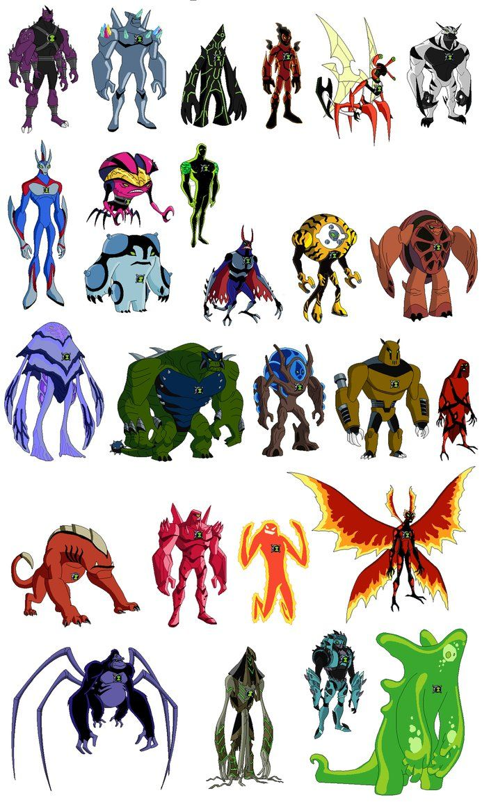Ultimate Aliens By Brendanbass Ben 10 Omniverse Ben 10 Ben 10