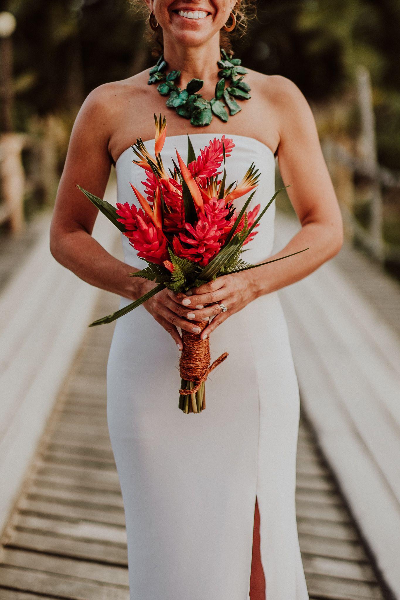 Fiji Elopement Alyssa Kristin Bridal Gown Chicago Wedding