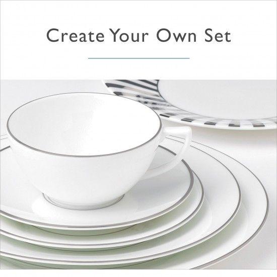Jasper Conran Platinum Tableware - Create Your Own Set  sc 1 st  Pinterest & Jasper Conran Platinum Tableware - Create Your Own Set | Interior ...