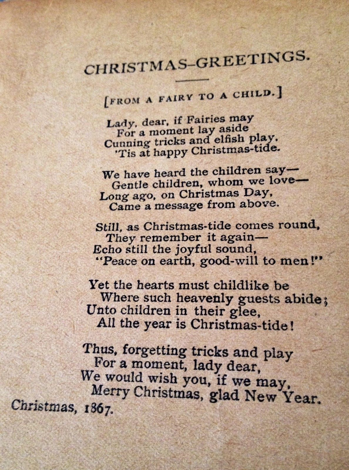 beautiful little christmas poem written lewis carroll jpg 1188x1600 inspirational christmas poems about peace
