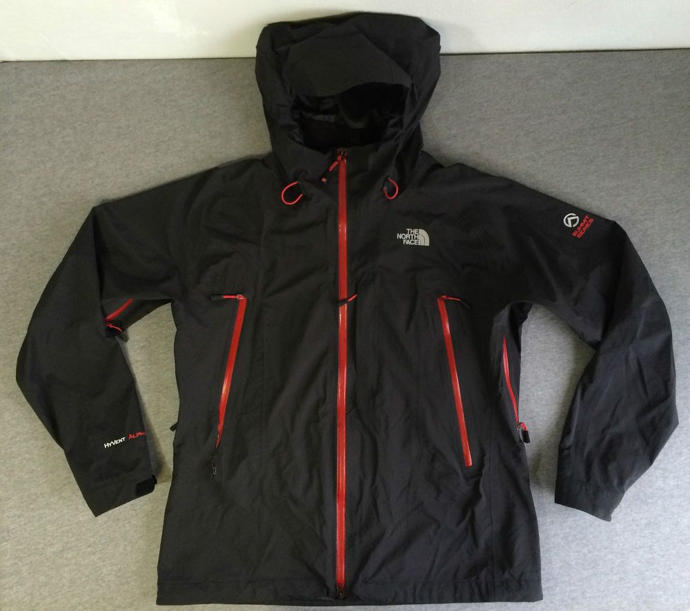 The NORTH FACE HyVent Jacket ALPHA Summit Series Rain Snow Ski Women s XL  Black  TheNorthFace  RainSnowSkiJacket 03263df1de14
