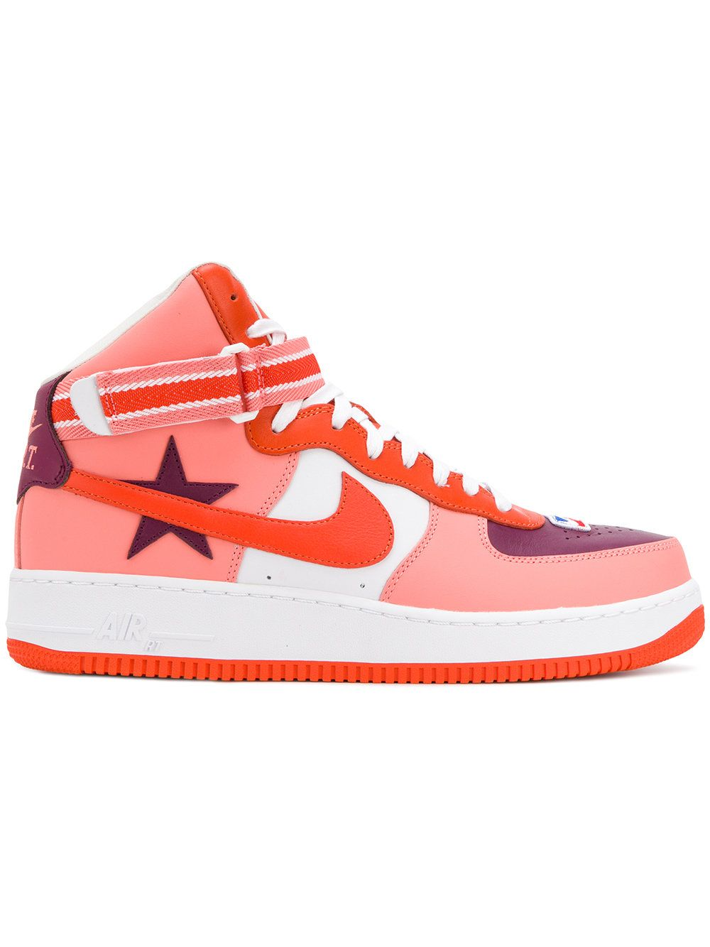 the latest 1e5eb a9fd5 Nike NikeLab x RT Air Force 1 High sneakers