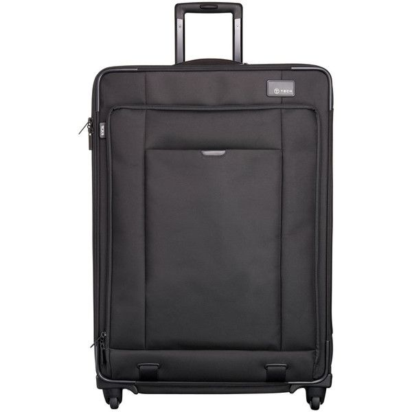 Tumi T-Tech By Tumi Network 4 Wheeled Large Trip (720 CAD) ❤ liked on Polyvore featuring bags and luggage