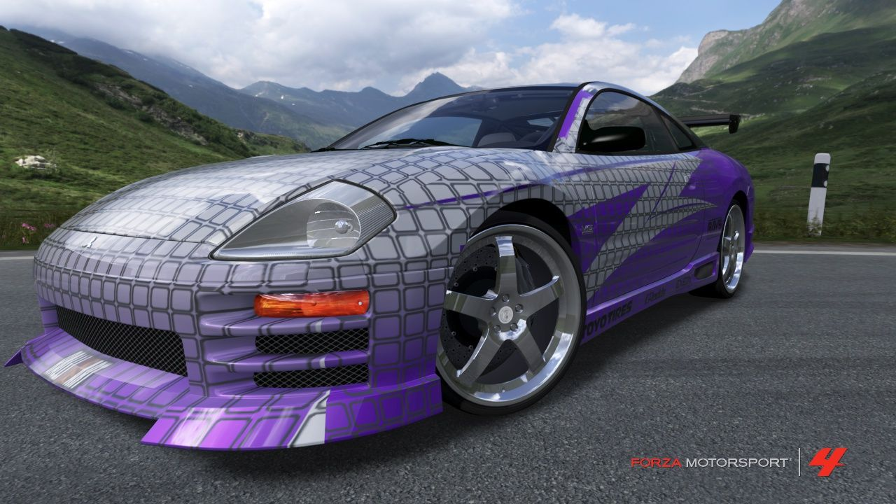 My Forza 4 Fast And The Furious Car Designs Forza 4 Car Design