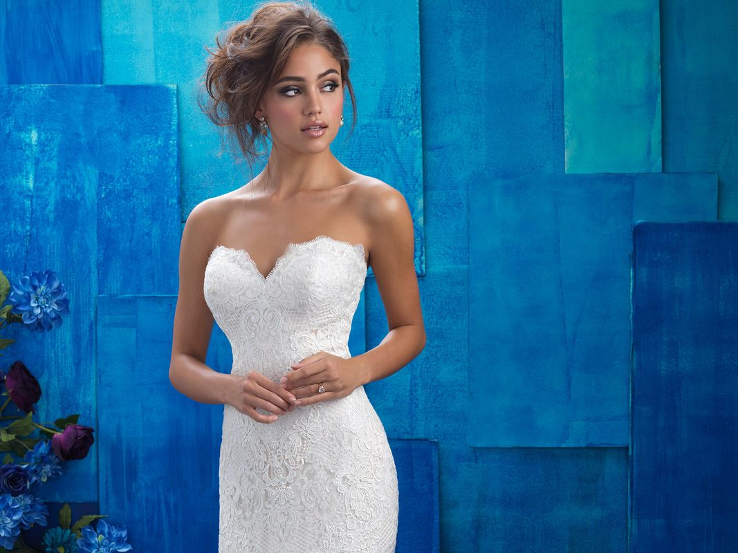 Pin by Venus Bridal Collection USA on Allure Bridal Gowns ...