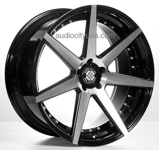 2022 Curva Wheels C47 Bm For Mercedes Benz Audi Staggered Rims