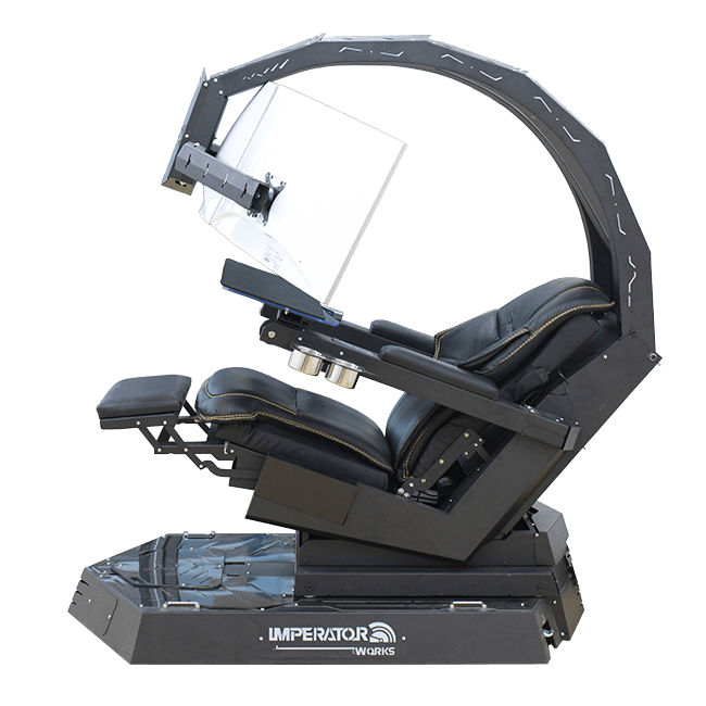 Imperatorworks Imperatorworks Iw R1 Zero Gravity Reclining Workstation Game Chair In 2020 Gaming Chair Workstation Ergonomic Computer Workstation
