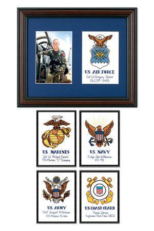 """Military Pride Cross Stitch Kit 10/"""" x 8/"""" NEW! Dimensions Kit"""