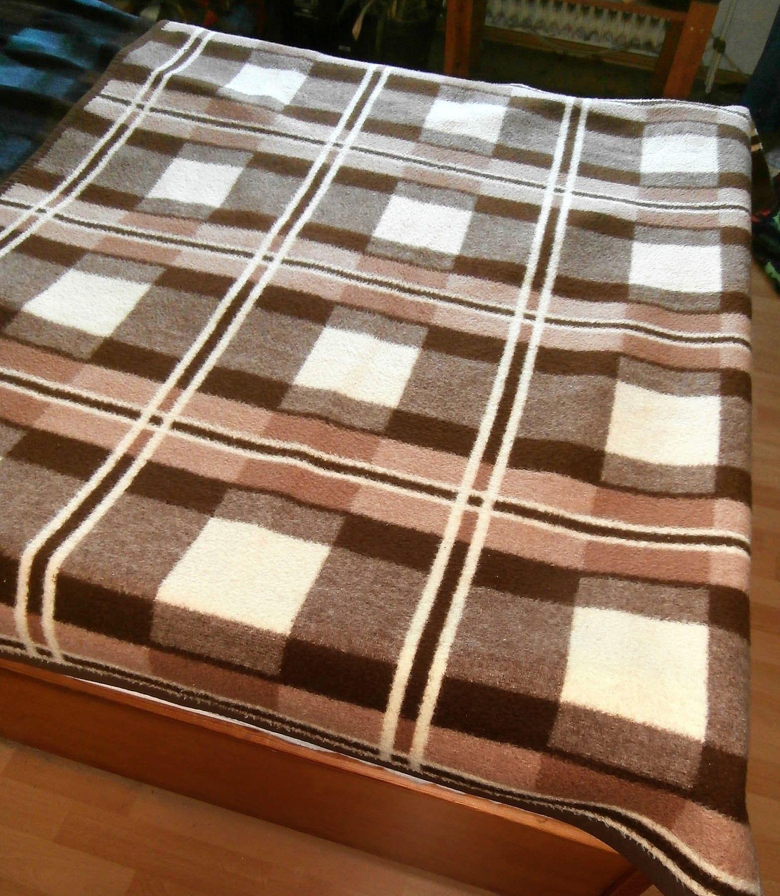 Carblanket Woolblanket Retroblankets Blanketmuseum Woolenblanket 50s 60s Campervan Oudedekens Vintageblanket Vintaged Wolldecke Deckchen Second Hand