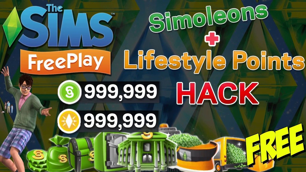 sims freeplay mod unlimited money