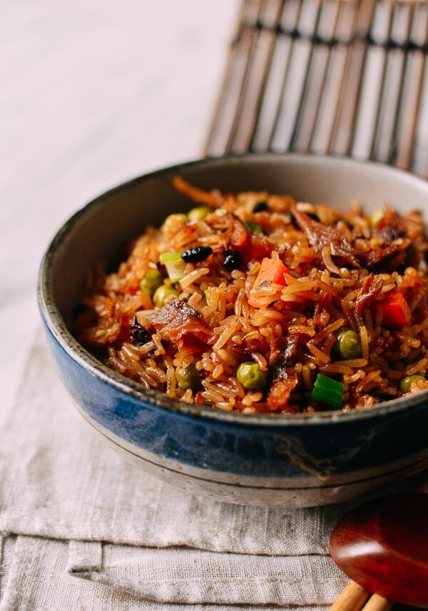 Dace Fish One-Pot Rice Cooker Rice Bowls - The Woks of Life