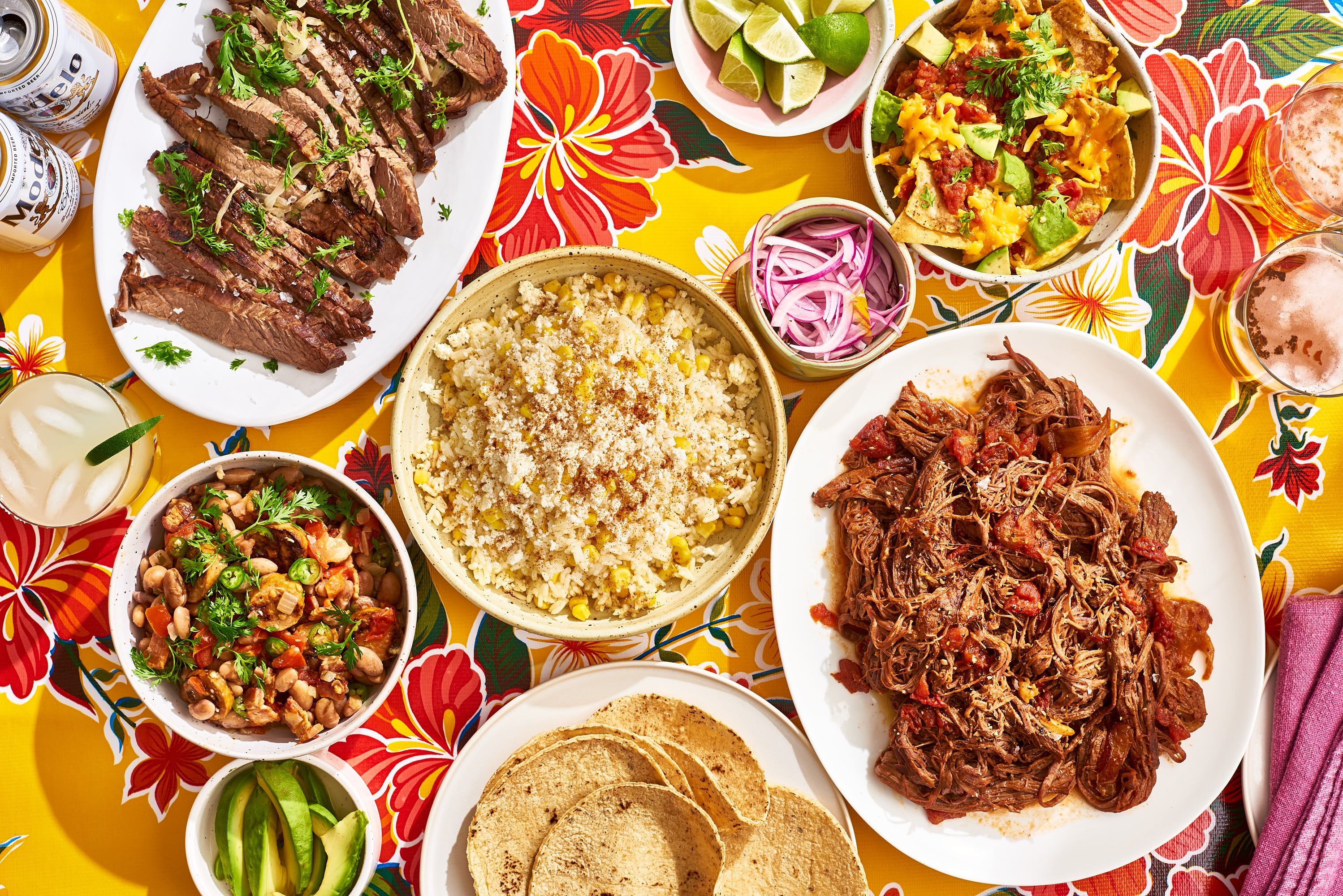 Essential Tex Mex Recipes To Make In The Slow Cooker Tex Mex Recipes Slow Cooker Recipes Food To Make
