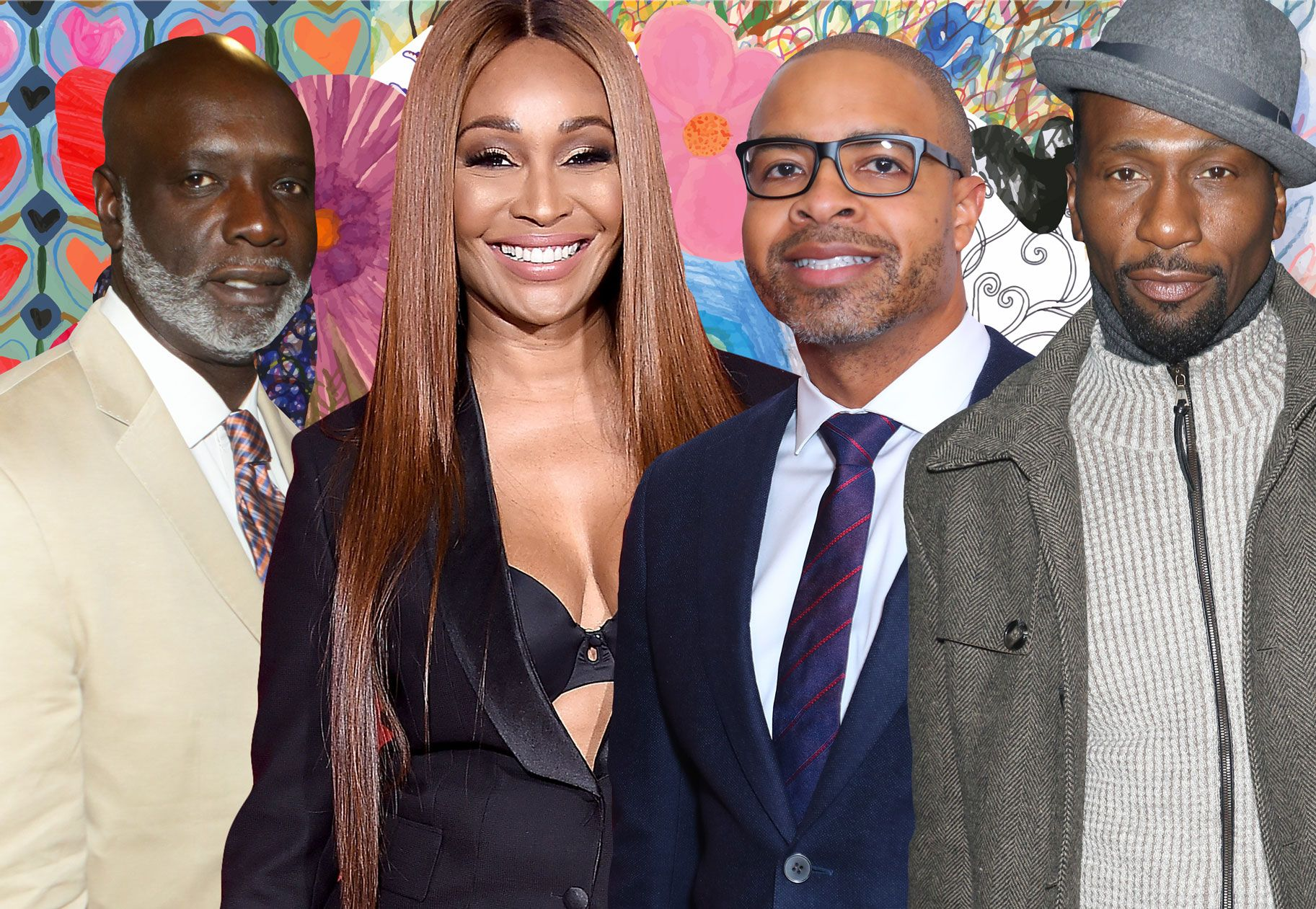 Cynthia Bailey Reveals How Boyfriend Mike Hill Differs