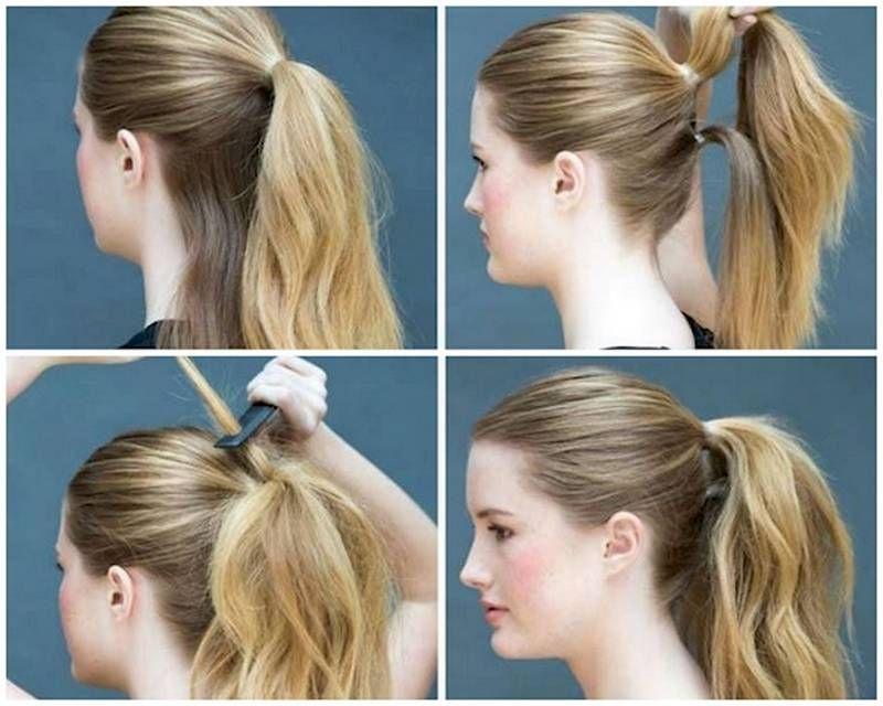 Como realizar peinados en casa
