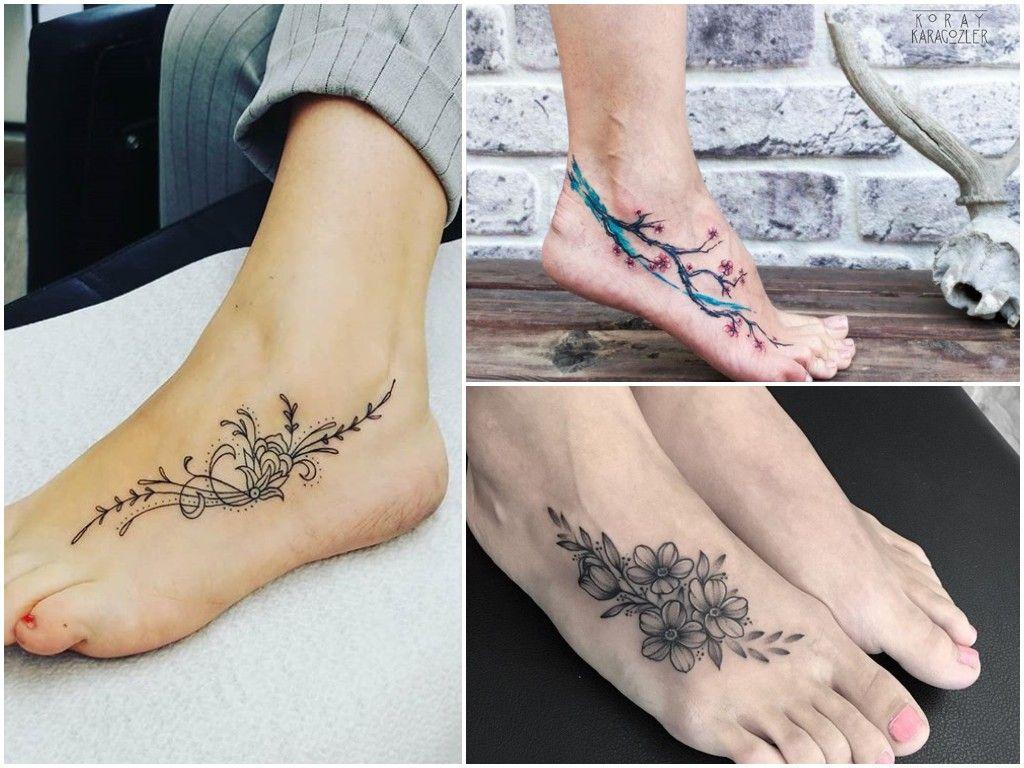 Tatuaze Na Stopie 28 Pomyslow Na Fantastyczny Wzor Tattoos