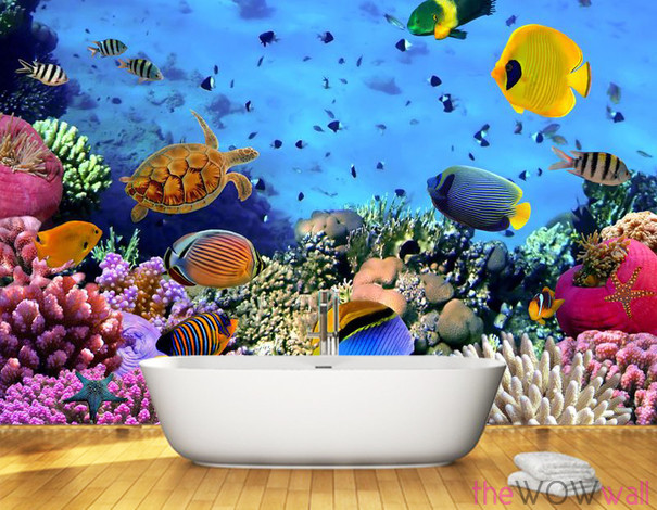 Underwater Wall Mural   Sea Life Part 59