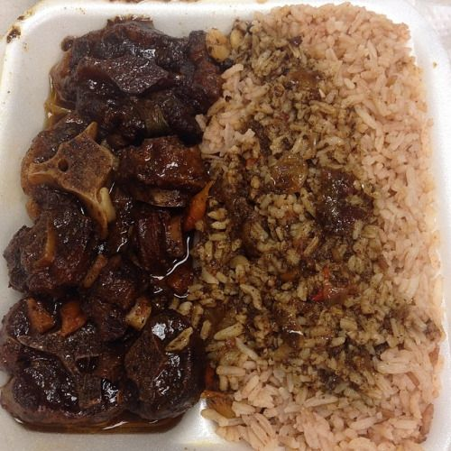 a real jamaican dishi would sooo love this right now