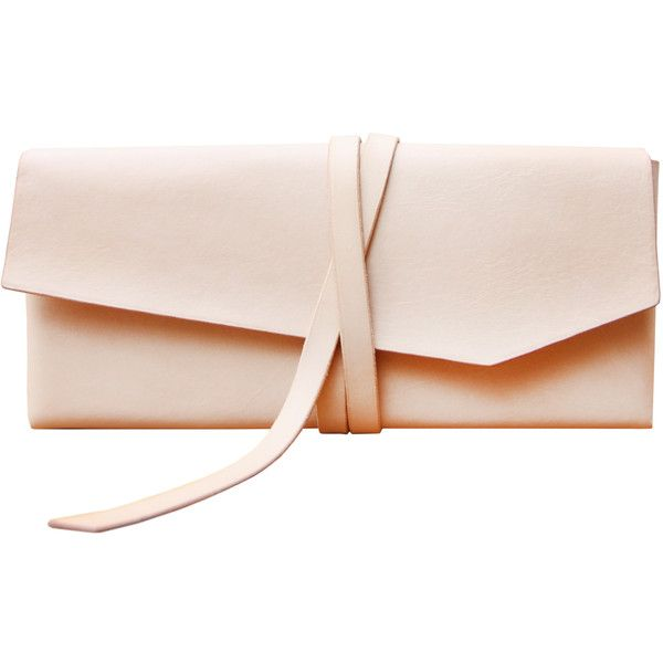 Busk and Bask Loess Wrap Clutch (1.310 NOK) ❤ liked on Polyvore