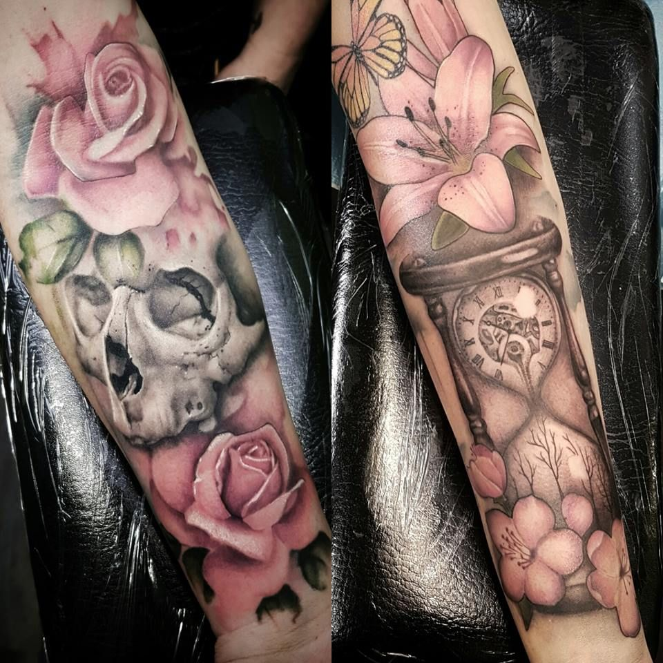 Watercolor Tattoos Watercolor Tattoo Flowers Sleeve Designs For
