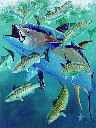 Pin By Angelita S On Artistry I Desire Guy Harvey Art Fish Painting Art